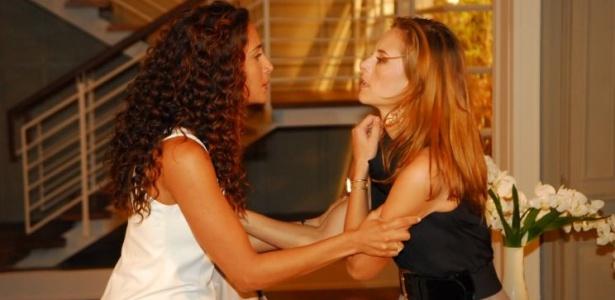 Chega o esperado momento de Rose (Camila Pitanga) acertar suas contas com Verônica (Paola Oliveira), em