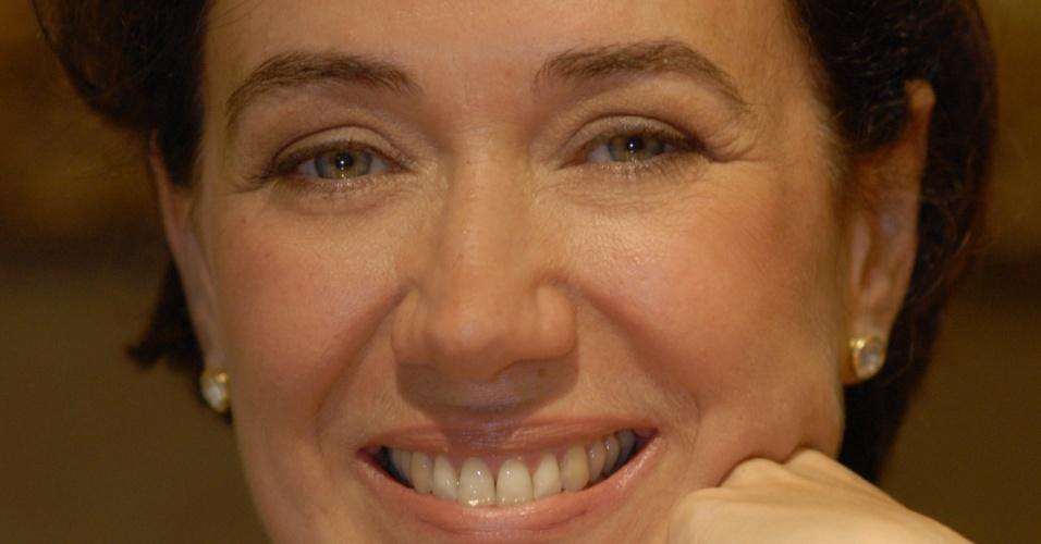 Lília Cabral em entrevista ao Canal Zap (março/2010)