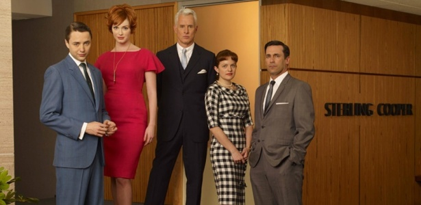 Elenco da série dramática Mad Men, do canal AMC