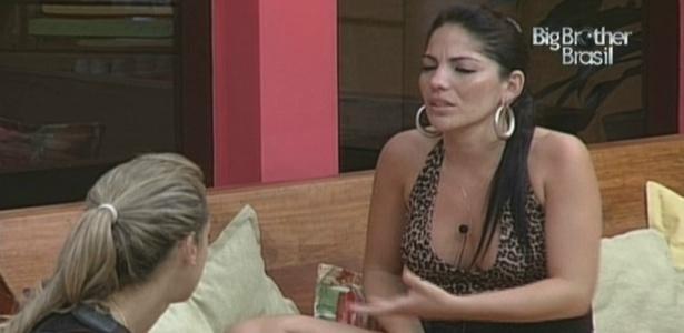 Fernanda diz que Maroca não pode cobrar tanto as pessoas (12/3/10)