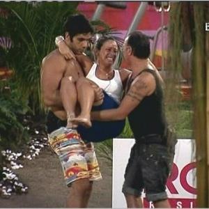 Fernanda vence prova pela liderança e ganha apartamento (26/3/10)
