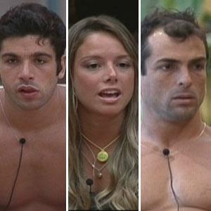 Cadu, Fernanda e Dourado estão na final do