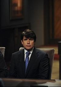 O ex-governador de Illinois Rod Blagojevich na sala de reunião do programa The Celebrity Apprentice (4/4/2010)