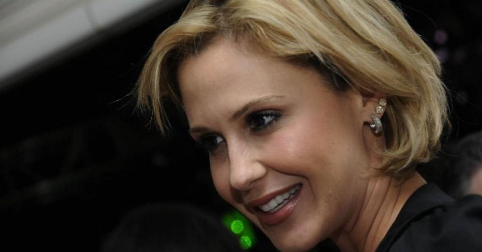 Guilhermina Guinle no aniversário de Ana Paola Diniz, em São Paulo (10/4/10)