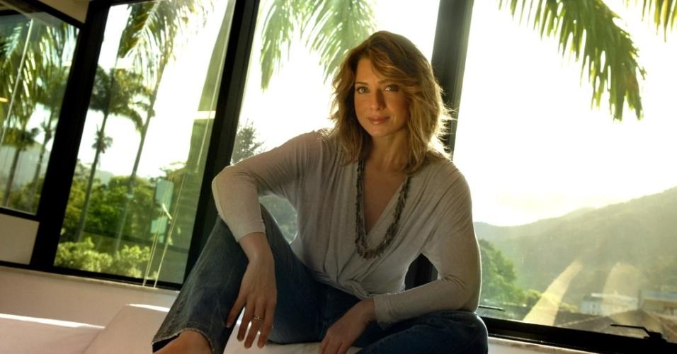 Letícia Spiller, em entrevista ao Canal Zap (abril/2010)