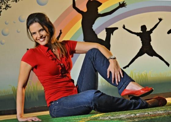Raquel Nunes, atriz, em entrevista ao Canal Zap (abril/2010)