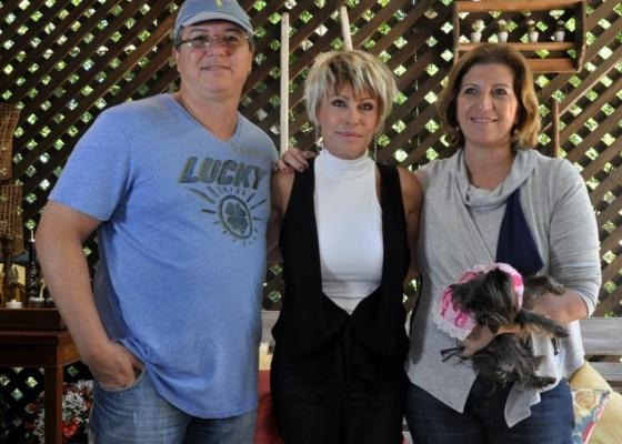 Boninho, Ana Maria Braga e Viviane de Marco apresentam novidades do