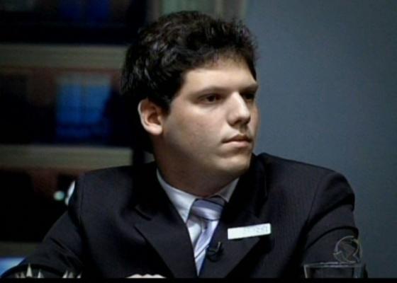Ramon Ronê é o 12º demitido do Aprendiz 7; estudante foi acusado por Doria Jr. de não ser totalmente sincero