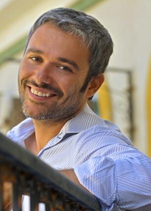 O ator Ângelo Paes Leme, que deve interpretar o profeta bíblico José em série da Record
