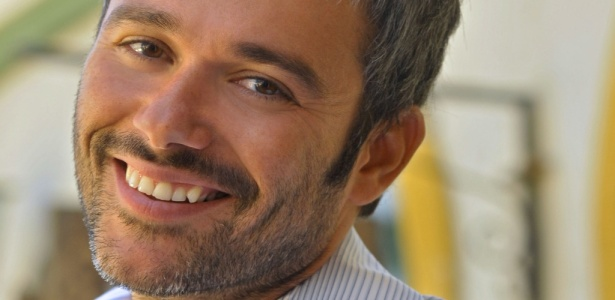O ator Ângelo Paes Leme
