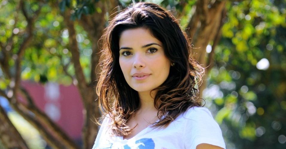 Vanessa Giácomo grava programa na TV Cultura (1/7/10)