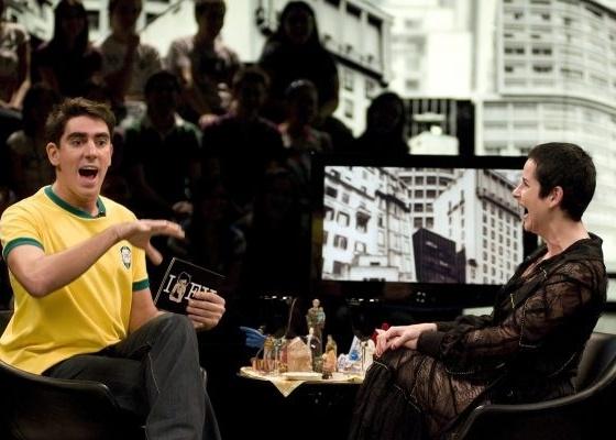 Marcelo Adnet é o entrevistado do próximo programa