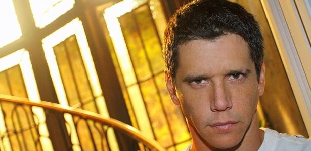 Márcio Garcia faz o papel do serial killer Mauricio no seriado