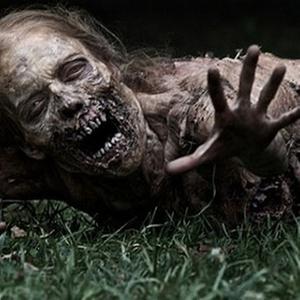 Imagem mostra um dos personagens da série Os Mortos-Vivos