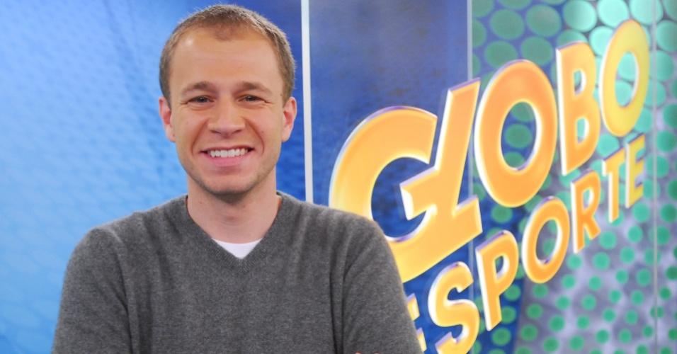 Tiago Leifer, apresentador e editor-chefe do