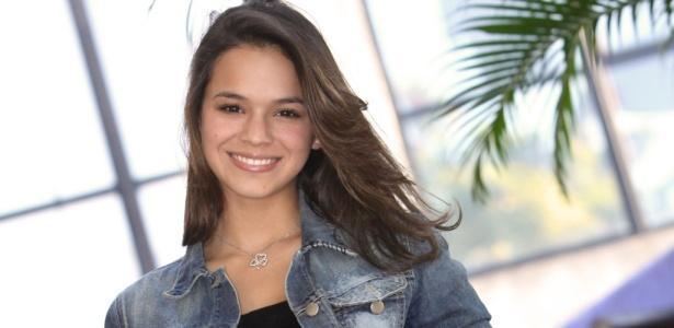Bruna Marquezine atua desde os quatro anos e diz que está adorando amadurecer (18/8/10)