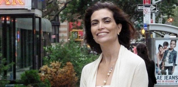 Giuliana Morrone é correspondente da Globo em Nova York (12/8/10)