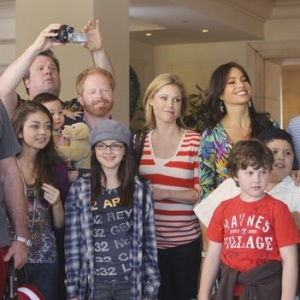 Elenco de Modern Family, série de comédia exibida pela Fox no Brasil