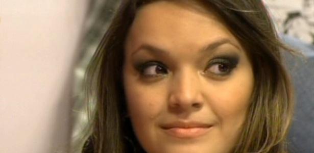 Maria Alice foi a menos votada na noite desta quinta (26) no reality Ídolos (26/7/2010)