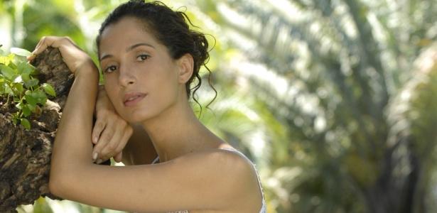 A atriz Camila Pitanga está no elenco de Insensato Coração e novamente vai viver uma boa moça (3/9/2010)