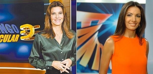 Fabiana Scaranzi, apresentadora do