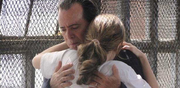"""Tony Ramos e Mariana Ximenes em cena de """"Passione"""" (2010)"""