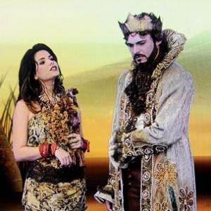 Vanessa Giácomo e Flávio Rocha ne série