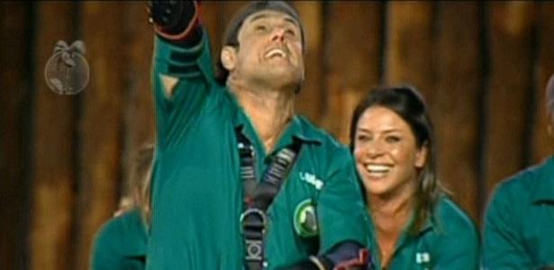 O líder Sergio Mallandro comemora e ensina: Estão confundindo vida real com vida irreal