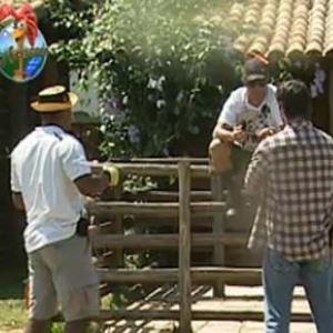 Peões criticam as cobranças da equipe Ovelha (13/10/10)