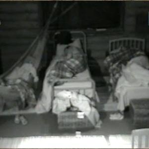 Peões dormem na Casa da Roça (13/10/10)