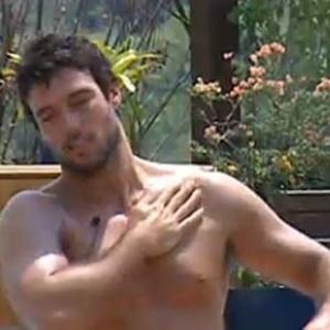 Daniel afirma que Melancia é sexy (16/10/10)