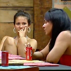 Ana Carolina Dias e Mulher Melancia falam mal de Luiza e Dudu (3/11/10)