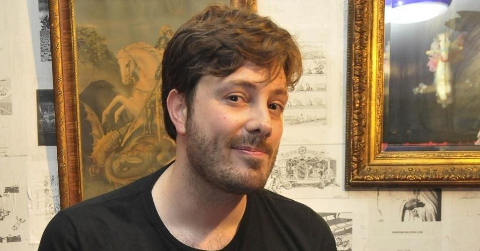 Danilo Gentili durante a quarta edição do evento