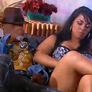 Viola e Mulher Melancia dão um tempo na festa da reciclagem (06/11/2010)