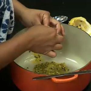 Mulher Melancia prepara musse de maracujá (07/11/10)