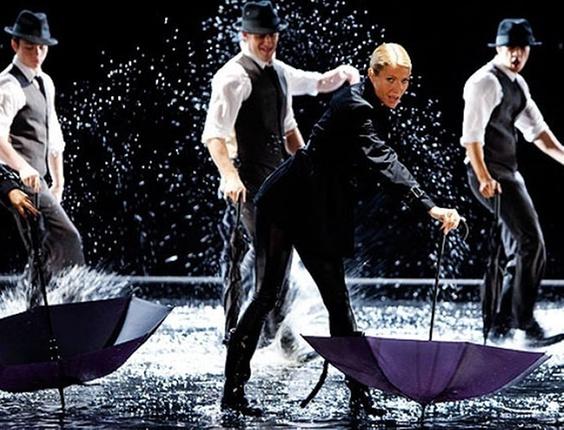 A atriz Gwyneth Paltrow dança e canta no próximo episódio de