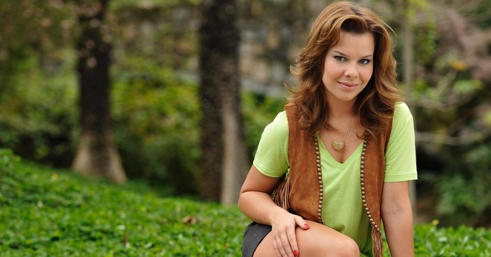 Fernanda Souza acredita que um novo amor pode ser a