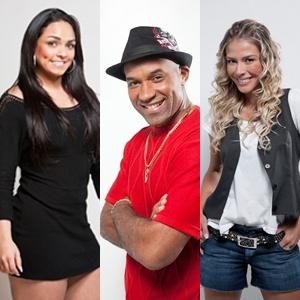Viola, Andressa Soares e Janaina Jacobina estão na Roça (16/11/10)