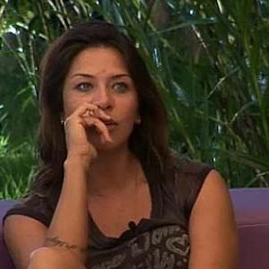 Lizzi Benites conta que ficou dias deprimida após lesionar tornozelo (22/11/10)