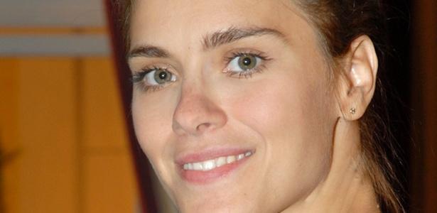 A atriz Carolina Dieckmann (26/11/2010)