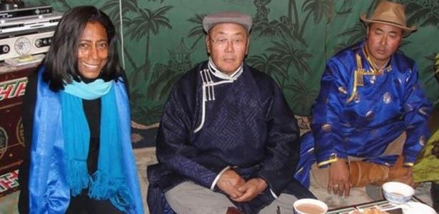 Glória Maria visita a Mongólia Interior, no norte da China (26/11/10)