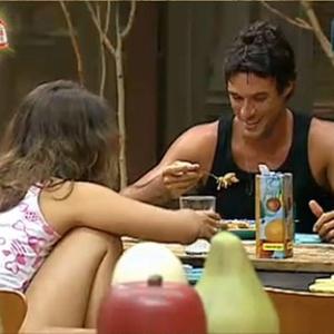 Daniel e Ana Carolina jantam na noite deste sábado (27/11/10)