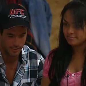 Daniel e Melancia jogam conversa fora (28/11/10)