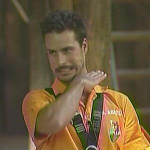 Sergio Abreu brinca ao saber que terá de encarar mais uma vez a Roça (29/11/2010)
