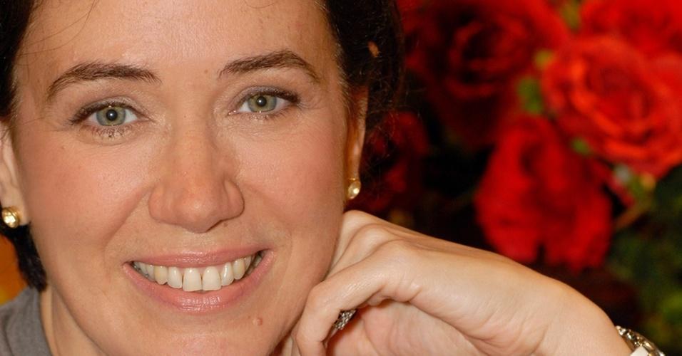 A atriz Lília Cabral (1/12/2010)