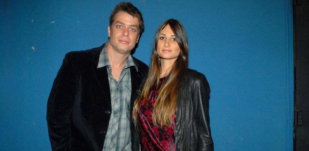 Fábio Assunção e sua mulher, Karina Tavares
