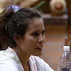 Ana Carolina Dias conversa sobre tarefas da roça com Daniel (02/12/10)