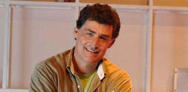 O ator Giuseppe Oristânio (05/12/2010)