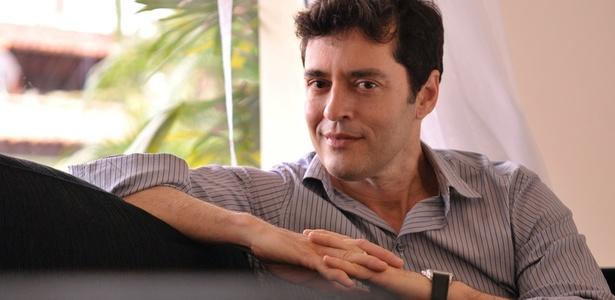O autor de novelas Tiago Santiago (8/12/2010)