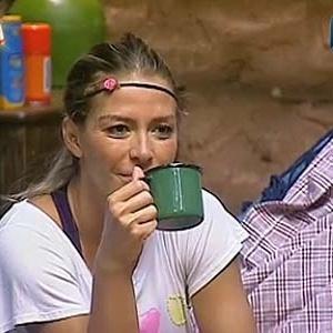 Janaina Jacobina toma café na rede da Casa da Roça (09/12/10)